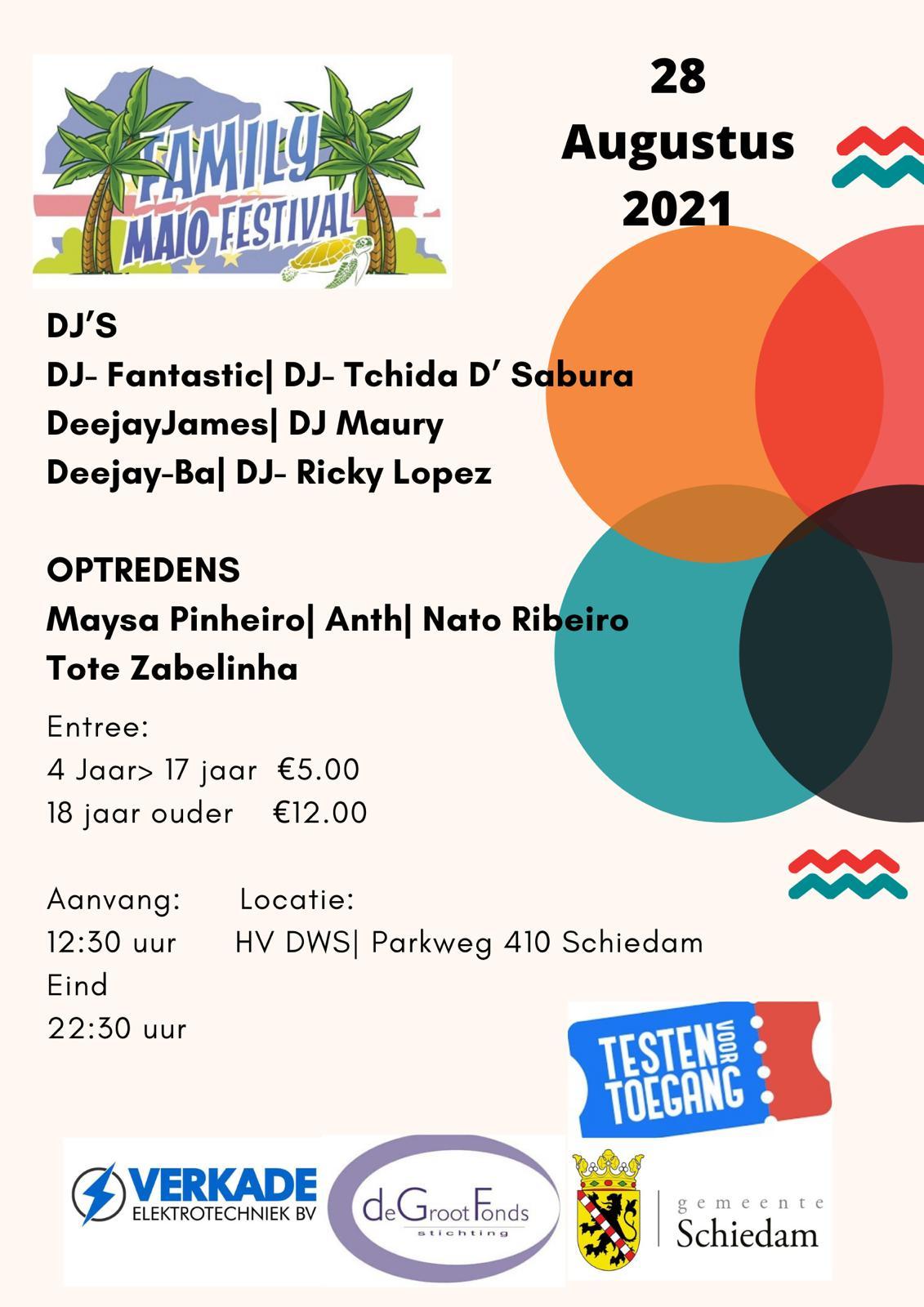 Family Maio Festival